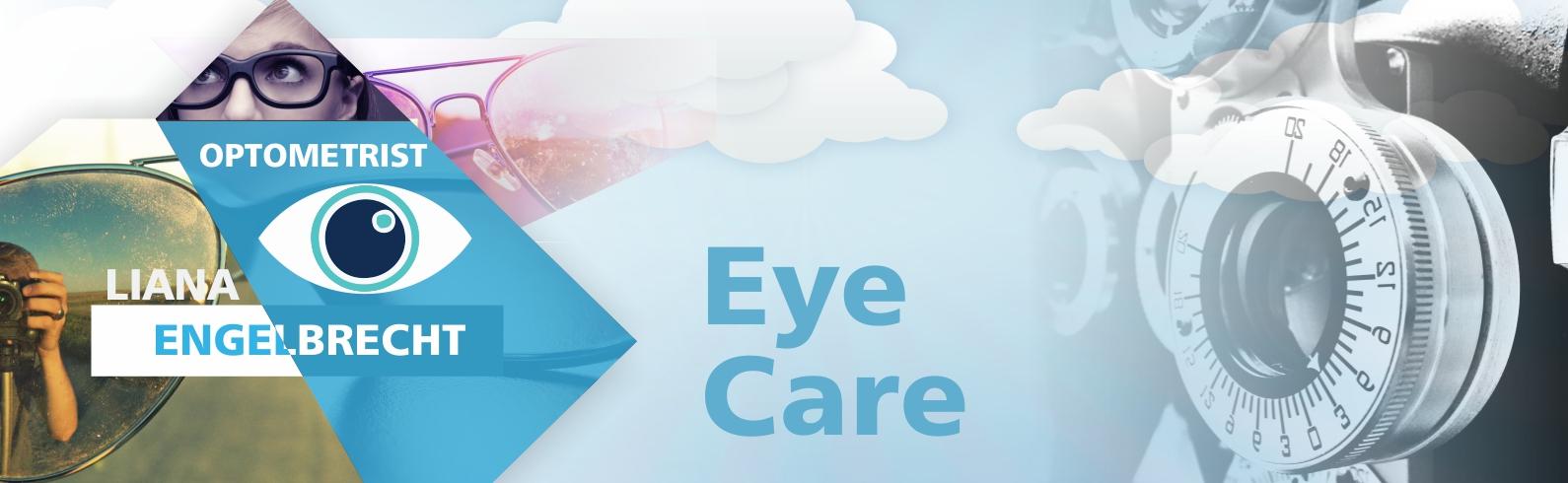 Liana Website Banner Eye Care