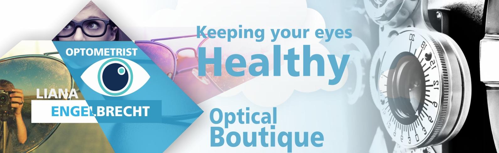 Liana Engelbrecht Optometrist Home Page Banner
